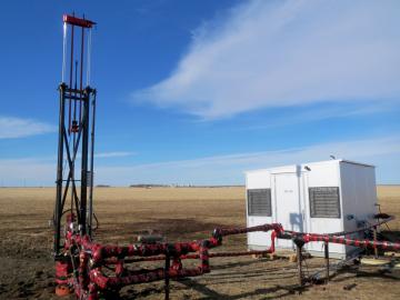 PCM & AMIK hydraulic pumping unit – HPU