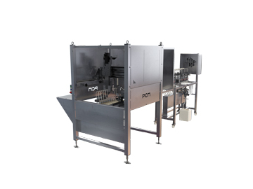 PCM multi-injection station