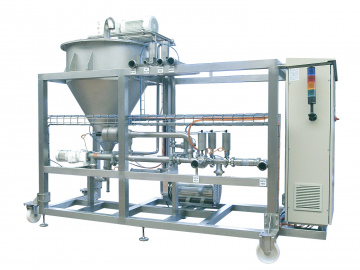 PCM Viscofeeder™ transfer and dosing system