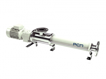 PCM EcoMoineau™ M stainless steel progressing cavity pump