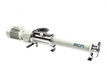 PCM EcoMoineau™ M stainless steel progressing cavity pump