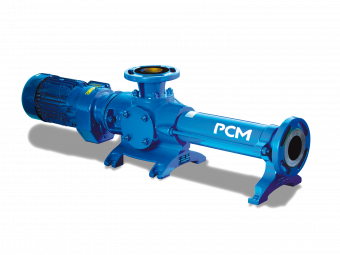 Bomba de cavidad progresiva PCM EcoMoineau™ M- hiero fundido