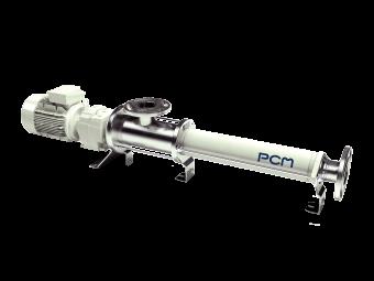 Bomba de cavidad progresiva PCM EcoMoineau™ C- acero inoxidable