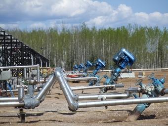 PCP entièrement métallique PCM Vulcain™ pour une application SAGD (drainage gravitaire assisté par injection de vapeur) au Canada