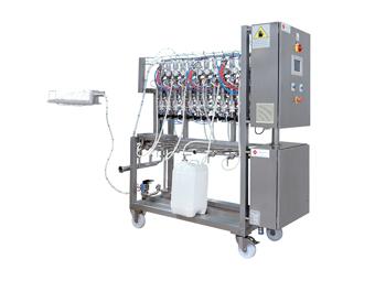 Estación de relleno de aromatizantes PCM