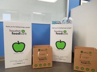Инициатива сбора и раздачи продовольствия в США