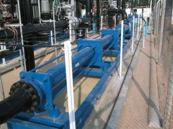 PCM Multiphase Booster pump on Sirikit well, Thailand