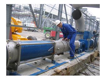 Servizi PCM per le pompe monovite