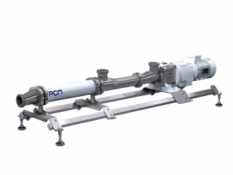 HyCare™ 卫生级螺杆泵