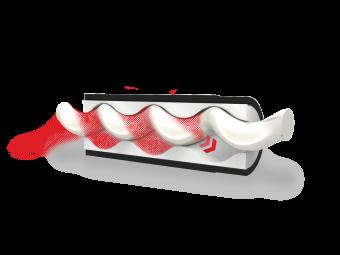 PCM Exzenterschneckenpumpe für Lebensmittel