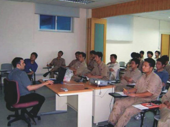 PCM training services
