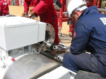 地面传输泵的性能