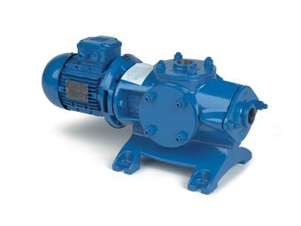 Pompe à cavités progressives en fonte PCM Compact