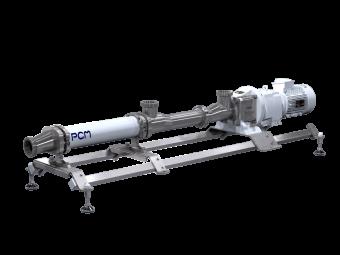 HyCare™ hygienic progressing cavity pump