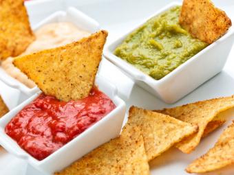 Пищевые полуфабрикаты быстрого приготовления