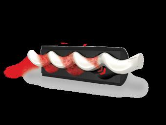 Technologie pompe à cavité progressive Moineau™