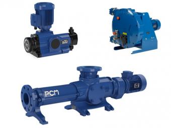 PCM industry pump technologies comparison