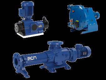 Comparaison des technologies de pompes industriels PCM