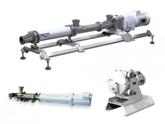 PCM pump technologies comparison