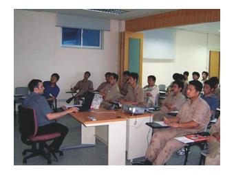 Servicios de formación propuestos por PCM
