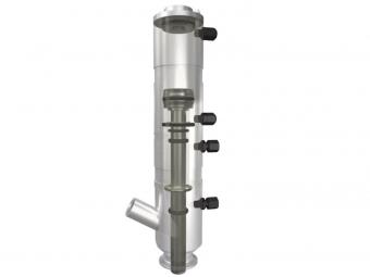 Sistema di pompaggio per il riempimento di vari fluidi