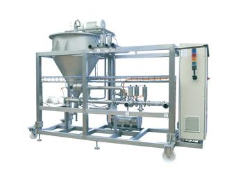 Sistema de transferencia y dosificación PCM Viscofeeder™