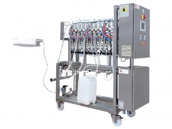 Système de remplissage d'arômes