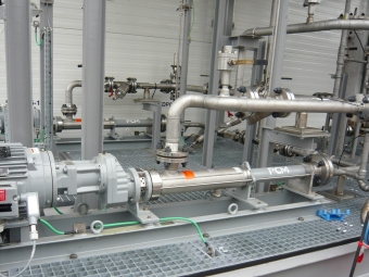 Tecnologías PCM para el transporte de petróleo y gas en superficie