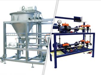 PCM turnkey systems