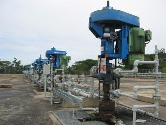 системы насосов PCM Moineau™ при добыче тяжелой нефти