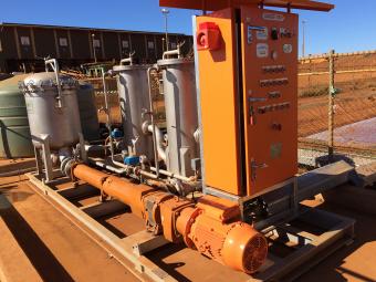 在澳大利亚尊重水处理