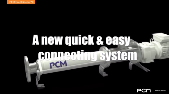 PCM EcoMoineau™C video – New assembling system
