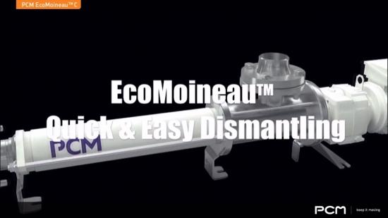 Video PCM EcoMoineau™C – Desmontaje fácil y rápido