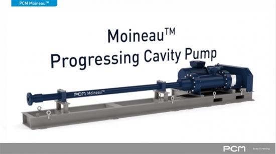 video PCM Moineau™ A