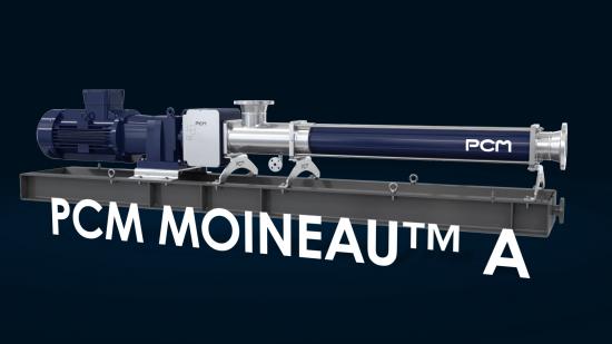 PCM Moineau™ Bидео