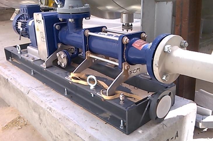 PCM API 676 volumetric pumps