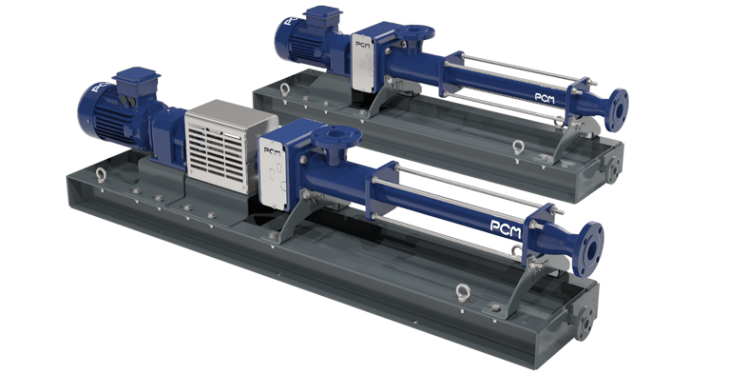 PCM API 泵订购简易,交货迅速,操作简单,极其可靠。PCM Troika™标准泵的材质为铸铁、碳钢和不锈钢。