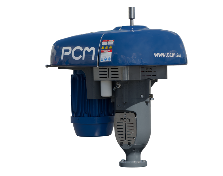 Cabeza motriz PCM Driver B-50