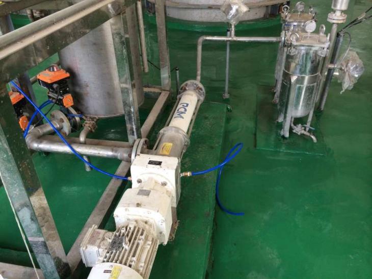 EcoMoineau™ C food progressing cavity pump
