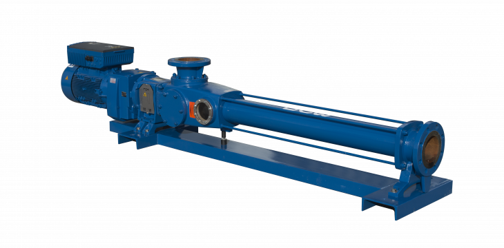 PCM EcoMoineau™ M cast iron progressing cavity pump - 180M6L model