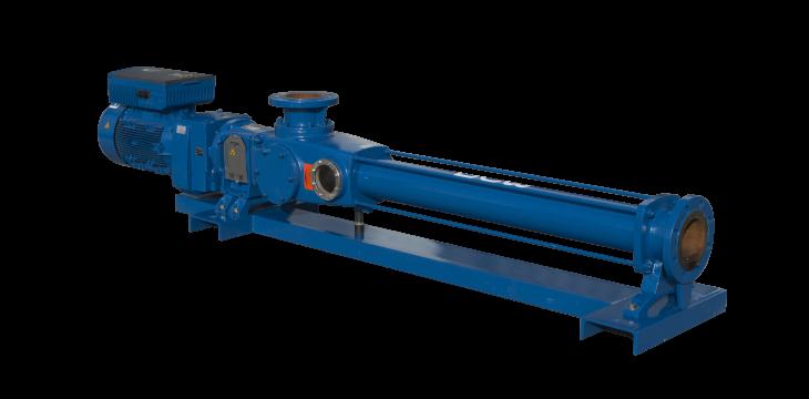 PCM Ecomoineau™ M型螺杆泵是当今市场上最小巧的螺杆泵 (PCP) - 180M6L model