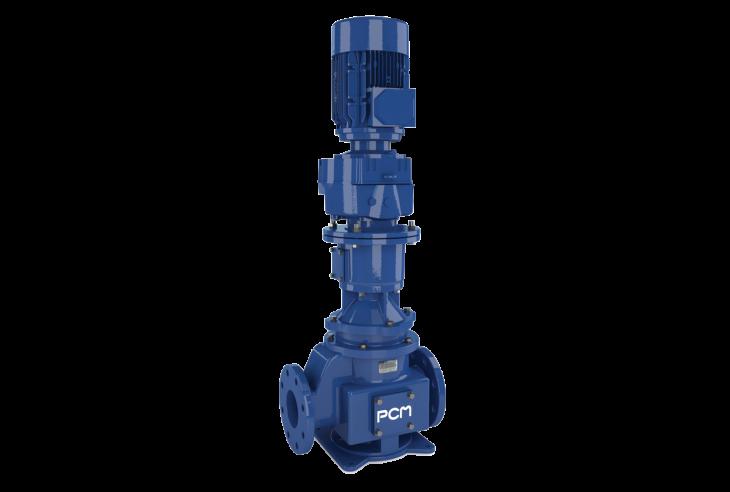 PCM破碎切割机:保护泵的可靠性的一个有效方法