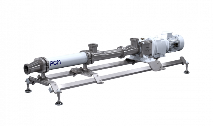 HyCare™ sanitary progressing cavity pump