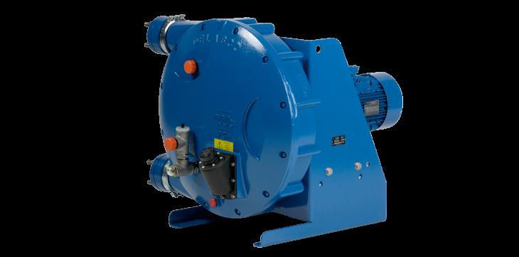 Pompe péristaltique Delasco™ Série DL pour le transfert en surface du pétrole